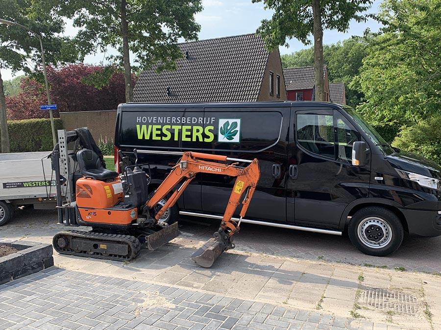 hovenier Winsum Groningen